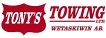 Tony's Towing Ltd
